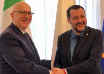 Italien baut Anti-EU-Achse
