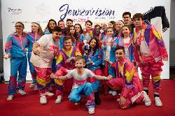 Hamburg gewinnt die Jewrovision 2017 in Karlsruhe