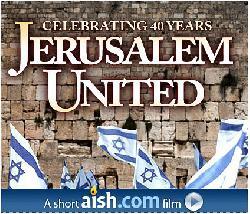 Jerusdalem: 75 Prozent leben gerne in der Stadt