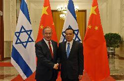 Premierminister Netanyahu in China