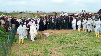 Irak: Erstes Massengrab jesidischer IS-Opfer geöffnet