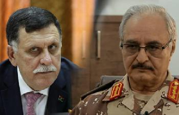 Libyens Premierminister warnt vor Flüchtlingswelle durch Bürgerkrieg