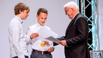 """54. Bundeswettbewerb """"Jugend forscht!"""