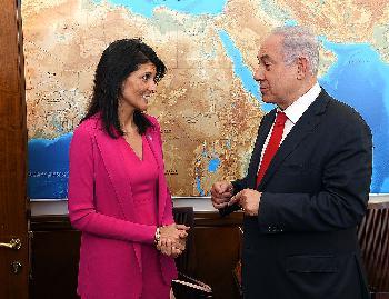 USA verlassen UN-Menschenrechtsrat