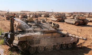 Israel `bereit zur Bodenoffensive in Gaza´