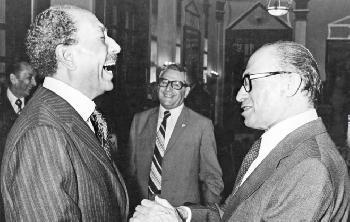 Vor 40 Jahren: Be´er Schewa erinnert an den historischen Besuch Anwar As-Sadats