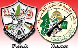 Hamas feuert auf Fatah-Mitglieder