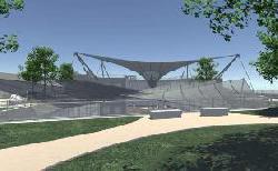 Ein Dach für die archäologischen Schätze