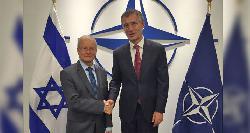 Israelische NATO-Vertretung eröffnet