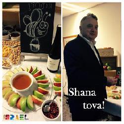 Heute Abend beginnt Rosh haShana