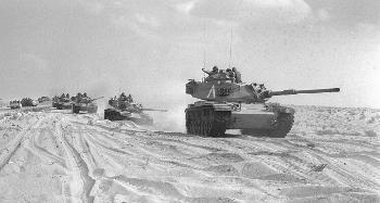 Der Yom Kippur-Krieg: ein Wendepunkt