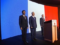 Ministerpräsident Netanyahu trifft französischen Botschafter