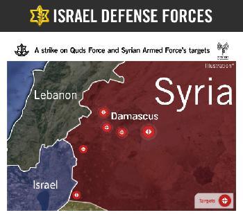 Premierminister Netanyahu zum IDF-Schlag in Syrien