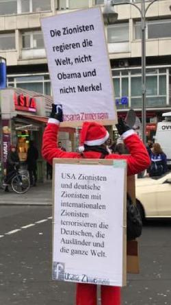 Berlin: Islamist provoziert am Ort des Terroranschlags