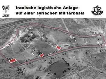 Iranische Ziele angegriffen