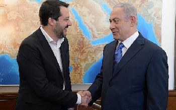 Innnenminister Salvini wird immer mehr zum Superstar Italiens