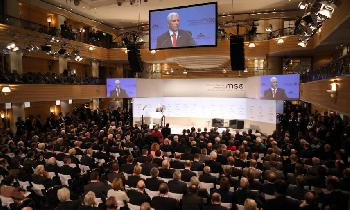 Rede von US-Vizepräsident Mike Pence