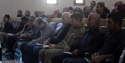 US-Delegation bei Kurden in Nordsyrien