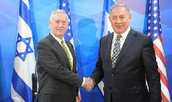 Netanyahu bekräftigt Lob für Trump