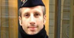 Paris: Idendität des ermordeten Polizisten mitgeteilt