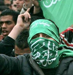 Jihad droht israelischen Soldaten [Video]