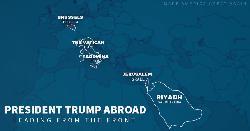 Trumps korrekte Israelkarte