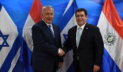 Paraguay eröffnet Botschaft in Jerusalem [Video]