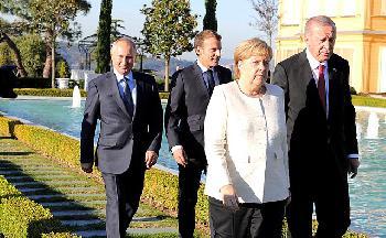 Merkels Äußerung zu einem unabhängigen Kurdistan ist Wasser auf die Mühlen der Nationalisten im Nahen Osten!