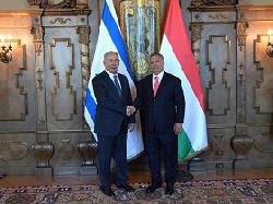 Premierminister Netanyahu in Ungarn