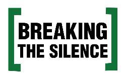 """""""Das Schweigen brechen"""" - von Europa aus finanziert"""