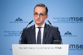 `Deutscher Außenminister ignoriert Lektionen von Auschwitz´, unterstützt Iran