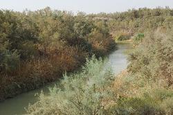 Israelis und Palästinenser gegen Wasserknappheit