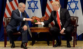 Trump und Netanyahu treffen nächsten Woche in New York zusammen