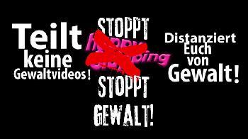 Aufruf zur Gewalt gegen Polizisten - nun auch im ZDF