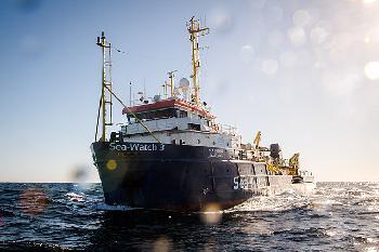 Bewegte Reise auf dem Mittelmeer mit der Seawatch 3 - meine etwas andere Sicht auf das Geschehen