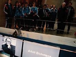 DFB-Delegation zu Gast in Israel