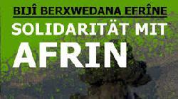 `Wann werden Sie den Menschen in #Afrin Tee servieren? ´