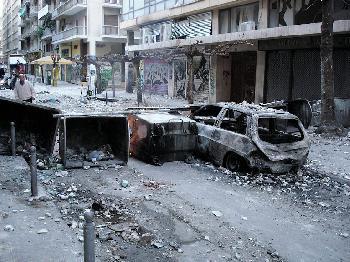 Griechenland: Eine No-Go-Zone in Athen