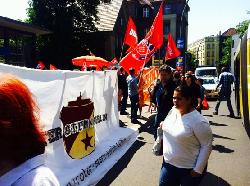 Berlin: NPD-Wanderzirkus mit Blamagegarantie