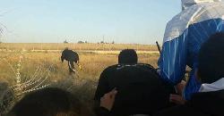 Terroristen drangen nach Israel ein und zündeten Armee-Posten an
