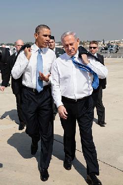 """Obama an Israel: Â""""Ich weiß, was ich mit Leuten zu tun habe, die sich mir widersetzen.Â"""""""