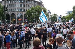 STOP THE BOMB kritisiert Unterstützung der islamistischen Organisatoren durch die deutsche Politik