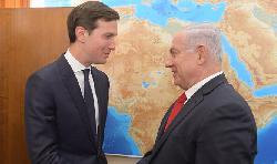 Jared Kushner fühlt für Friedensprozess vor
