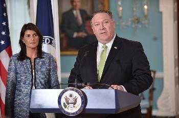 Im Wortlaut: Warum die USA den UN-`Menschenrechtsrat´ verlassen