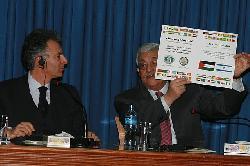 """Abbas hält an Â""""juden- und schwulenreinenÂ"""" Kunststaat Â""""PalästinaÂ"""" fest"""