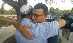 CSD Jerusalem: Aus Gegnern werden Freunde