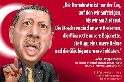 So beeinflusst Erdogan die Lehrpläne für deutsche Schulen