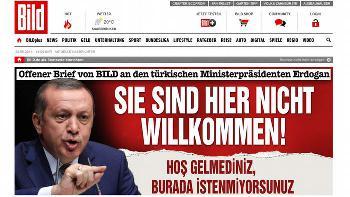 #Erdo0ganNotWelcome - Keinen Staatsempfang für den türkischen Diktrator!