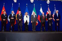 Hollande, Cameron und Merkel in der Washington Post zum Iran-Deal