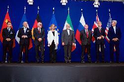 Hollande, Cameron und Merkel in der Washington Post zum Iran-Deal